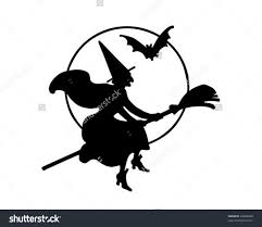 flying silhouette clipart