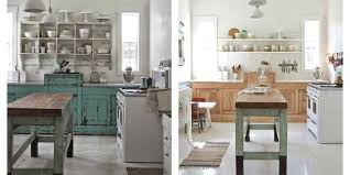 Shabby Chic Kitchen Design Ideas Shabby Chic Kitchens Pictures Conceptcreative Info