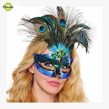 online get cheap peacock mask costume aliexpress com alibaba group
