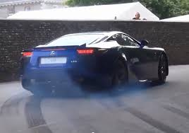 lfa lexus 2016 lexus lfa wild drift top gear exhaust 2016 compilation youtube