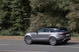 suv range rover 2018 range rover velar is a no holds barred luxury suv autoevolution