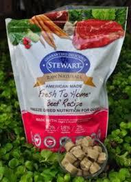 healthy raw dog food reviews stewart freeze dried dog food beef