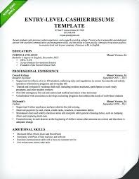 retail cashier resume format marvellous 5 for shop example page
