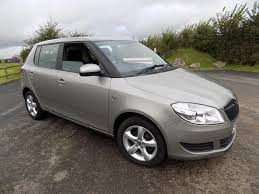 used skoda fabia diesel for sale motors co uk