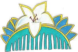 mulan hair comb mulan s comb disney images and ideas tatting and