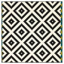 Large Low Pile Rug Modern Makeover And Decorations Ideas Signe Rug Flatwoven Ikea