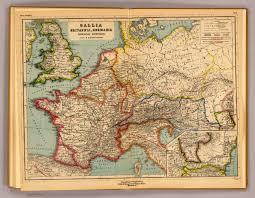germania map gallia britannia germania provinciae danuvienses david