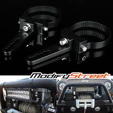 Mounting Brackets For Led Light Bar 2 X 3 Inch Tube Off Road Led Light Bar Mounting Bracket Clamps Atv