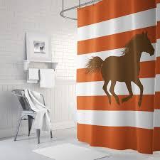 shower curtains gathered nest designs