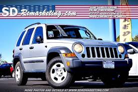 2007 jeep liberty problems 2007 jeep liberty sport 4dr suv in san diego ca sd remarketing
