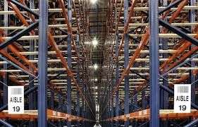 warehouse lighting layout calculator innovative cold storage upgrades industrial lighting to led cree