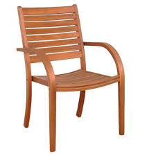 Patio Chairs Uk Sling Steel Stackable Patio Dining Chair White Sling Seat Steel