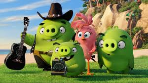 angry birds the first smartphone movie a