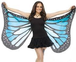 Blue Butterfly Halloween Costume Butterfly Wings Butterfly Halloween Costume