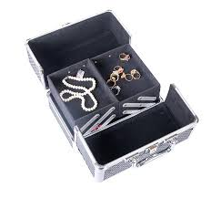 bracelet jewelry box images Fish scales pattern jewelry display box necklace rings bracelet jpg