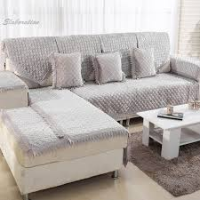 Leather Slipcovers For Sofa Impressive Popular Living Rooms Chaise Sectional Covers For
