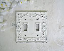 ornate switch plate etsy