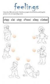 english teaching worksheets describing moods