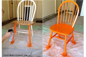 how to make dining room chairs dining table u0026 chairs re finish transformation tuesday find it