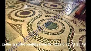 Mosaique Del Sur Fabricant De Zellige Et Bejmat Et Panneaux Sur Mesure 2017 Youtube