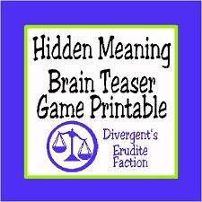 free worksheets brain teasers printable free math worksheets