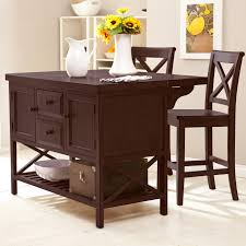 Kitchen Island And Carts Kitchen Portable Island With Stools Islands Uotsh Pertaining To