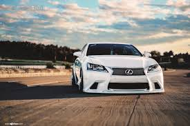 lexus gs350 slammed air runner lexus gs350 on avant garde rims u2014 carid com gallery