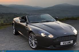 old aston martin db9 ausmotive com 2010 aston martin db9