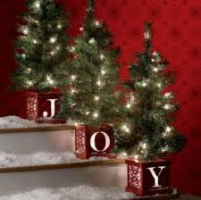 lighted christmas tree yard decorations jingle all the way with these outdoor christmas decorations