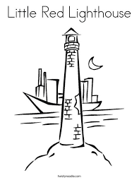lighthouse coloring page 100 images lighthouse coloring page