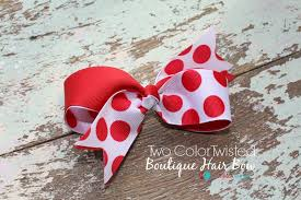 ribbon for hair bows how to make a two color twisted boutique hair bow the ribbon