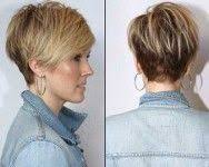 short pixie stacked haircuts ideas about pixie stacked hairstyles cute hairstyles for girls