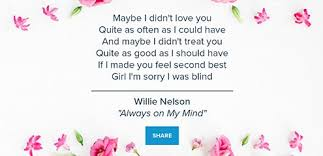 Love Makes You Blind Quotes 61 I U0027m Sorry Quotes To Personalize Your Apology