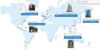 global network global ricoh