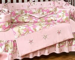 Pink Camo Crib Bedding Sets Khaki And Pink Camo Baby Bedding 9pc Crib Set Only 57 99
