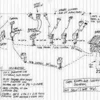 wiring diagram for driveway lights yondo tech
