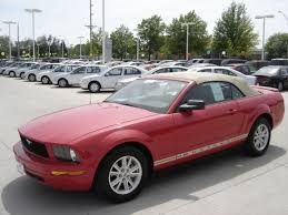 pre owned ford mustang 2007 used ford mustang at witham auto center serving cedar falls