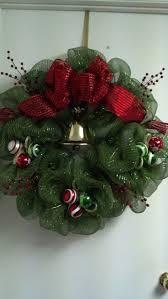 14 best deco mesh christmas decorations images on pinterest