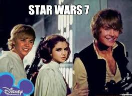 Star Wars Disney Meme - what star wars 7 would look like weknowmemes