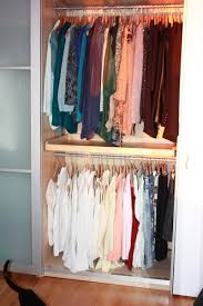 terrific closet rod height for double hanging roselawnlutheran