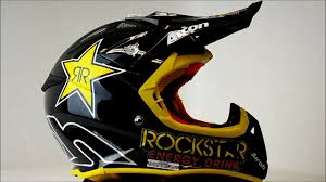 rockstar energy motocross gear airoh aviator 2 1 rockstar 360 video on vimeo