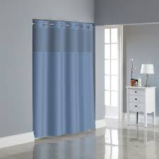 amazon com hookless rbh80my048 fabric shower curtain with built