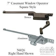 Awning Window Mechanism Casement Window Operator 7