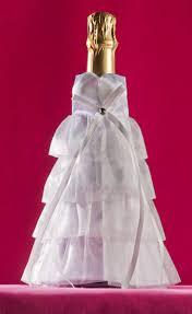 wedding dress covers wine bottle covers bottle