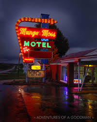 Classic Motel Observations From Driving Route 66 In Missouri U0026 Kansas Greg