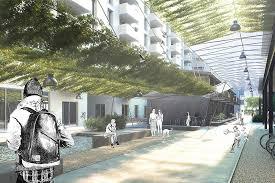 wettbewerbe architektur architektur wettbewerb 400 städtische wohnungen
