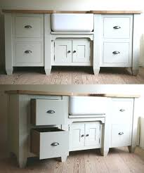 Freestanding Kitchen Ideas Free Standing Kitchen Sink Cabinet Best Freestanding Kitchen Ideas