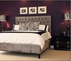 Purple Bedroom Feature Wall - purple wall pictures foter