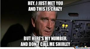 don t call me shirley by wild dutchman meme center
