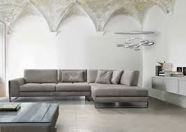 Sectional Sofas Modern Catchy Modern Sofa Sectional With Sofas Blueprint Throughout